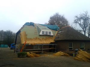 project Klarenbeek 4 renovatie-isolatie-rietendak-klarenbeek